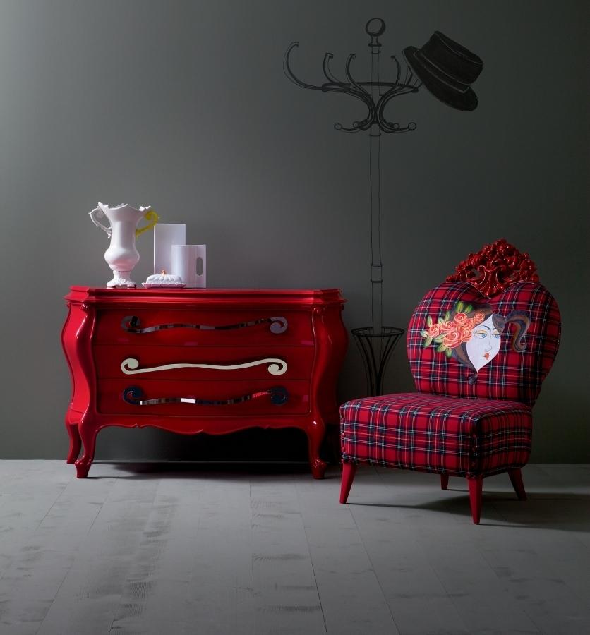 mobili italiani art deco serena group
